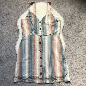 Dresses - Cali 1850 Button Down Dress- New Without Tags